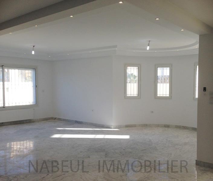 Faux plafond salon villa id e inspirante pour la conception de la maison for Comfaux plafond design salon