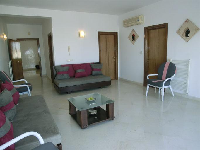 Appartement privatif vue mer for Meuble bureau nabeul